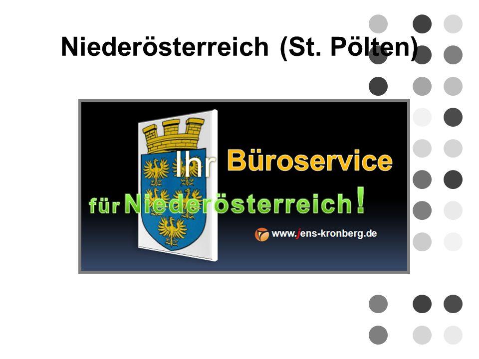 Niederösterreich (St. Pölten)