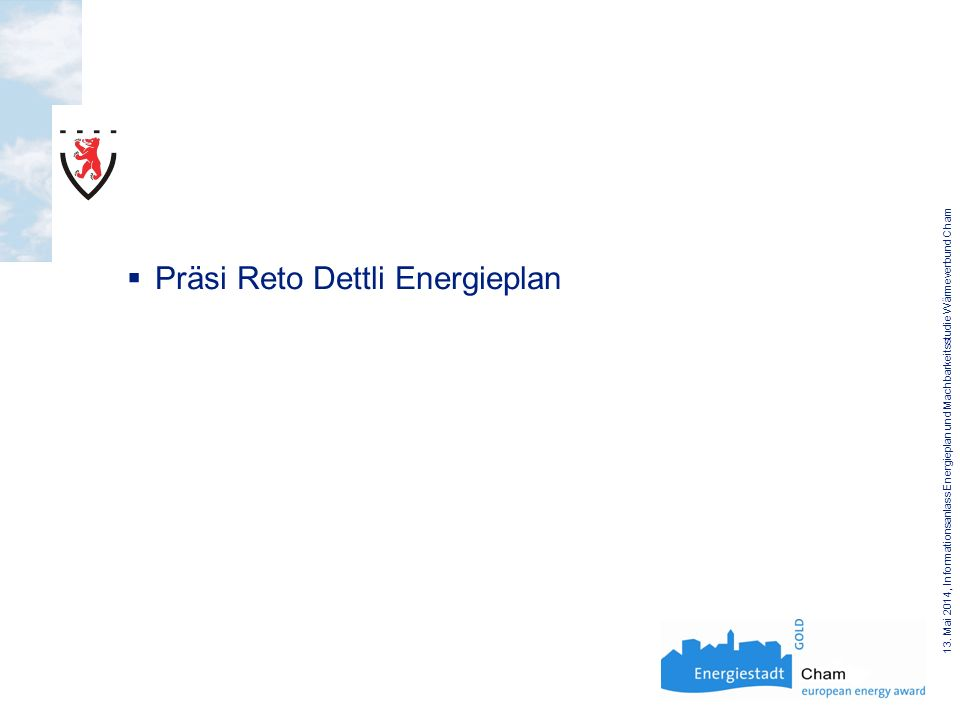 Präsi Reto Dettli Energieplan 13.