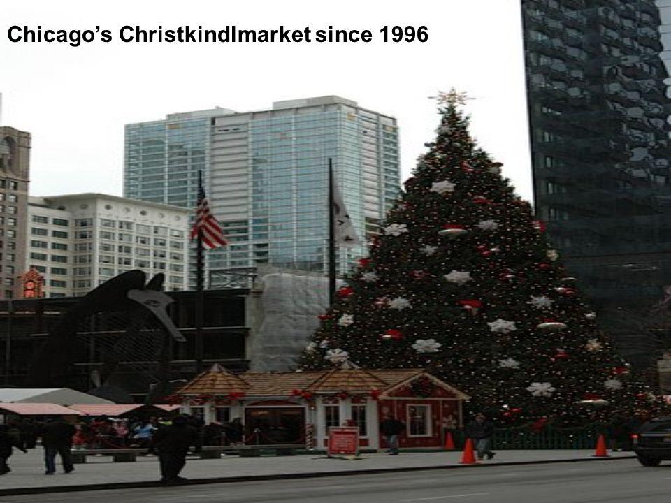 Chicagos Christkindlmarket since 1996