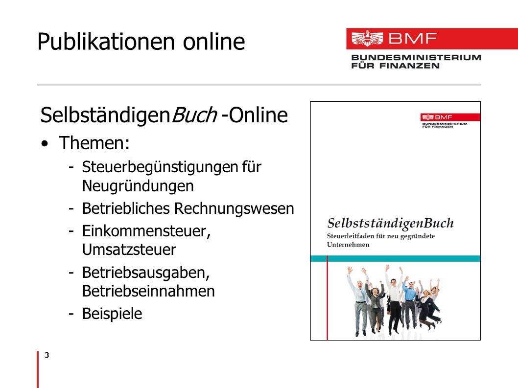 34 Online (Dialog-Verfahren) Bescheid: elektronische Zustellung BESCHEID- MUSTER AMTSSIGNATUR- MUSTER FinanzOnline Elektronische Zustellung (Bescheid)