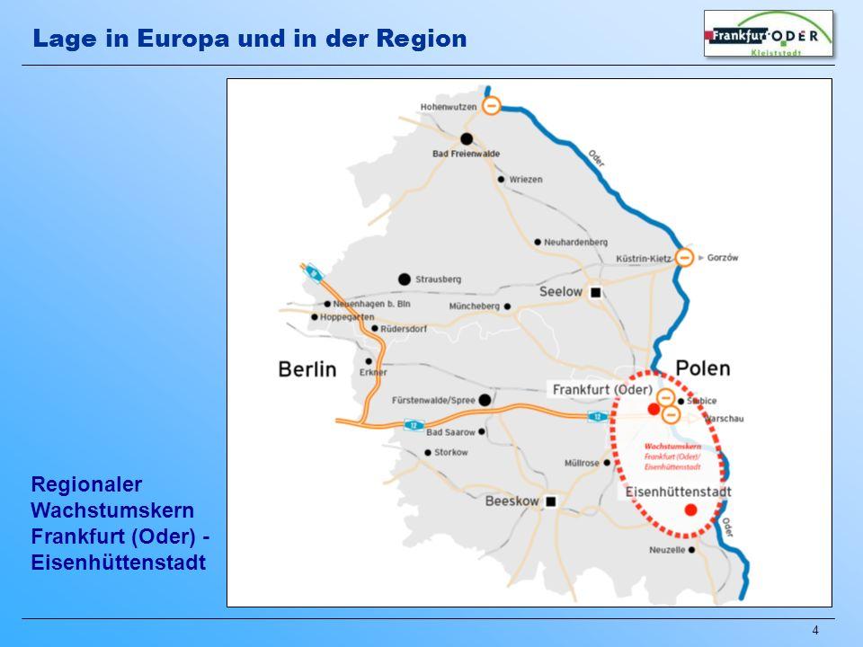 35 Aufwertung der Stadtteile : Wohngebiet Nord Stadtumbau in Frankfurt (Oder) seit 2000