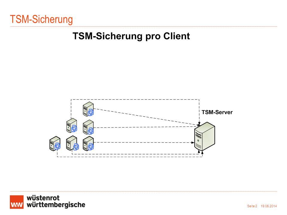 TSM-Sicherung Seite 2 19.05.2014