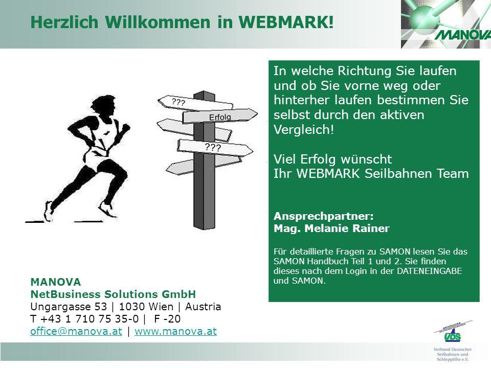 Herzlich Willkommen in WEBMARK.Erfolg ??.