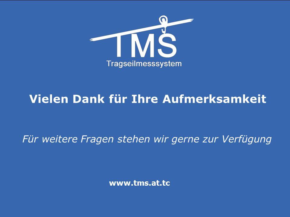 Team Firma Aufgabe Ziel Hardware Software Datenfluss Zeitplan Status www.tms.at.tc Vielen Dank für Ihre Aufmerksamkeit Für weitere Fragen stehen wir g
