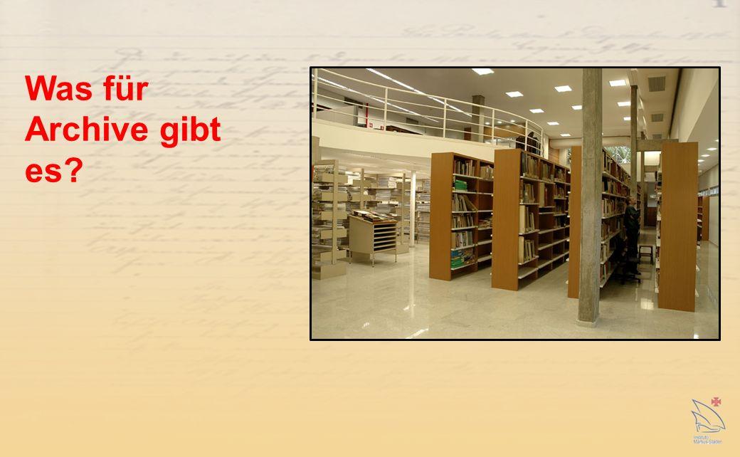 Einige Beispiele des Archivs des Martius-Staden-Instituts: Urkunden: Geburt, Tod, Heirat...