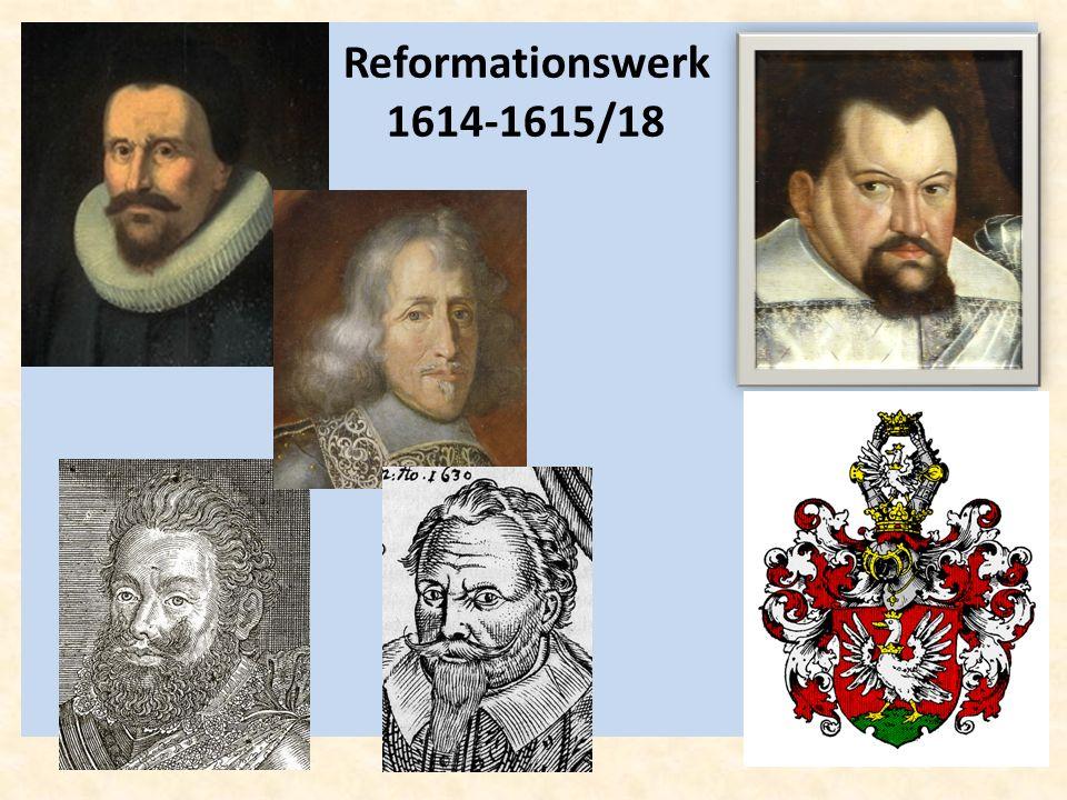 Reformationswerk 1614-1615/18