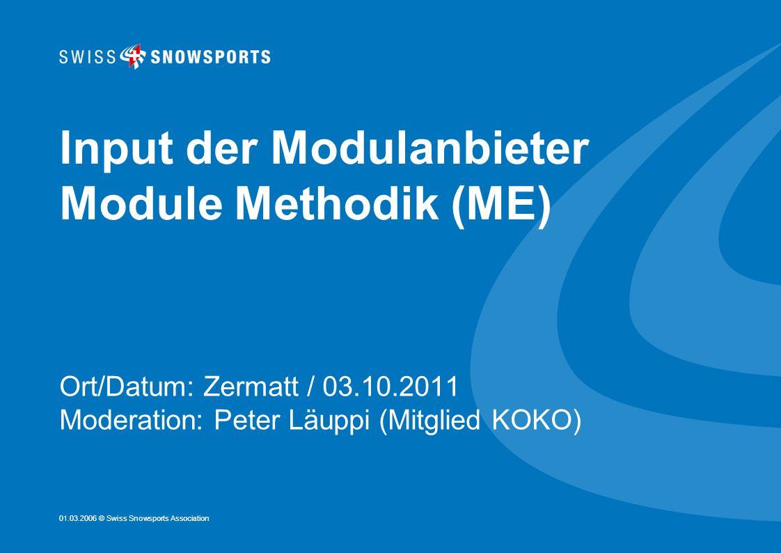 Seite 32 Referenten Modul Methodik SSSA Alex Taugwalder (Skifahren) Mike Grünig (Telemark) Modul Methodik J+S-Allround Michael Krucker, Kt.