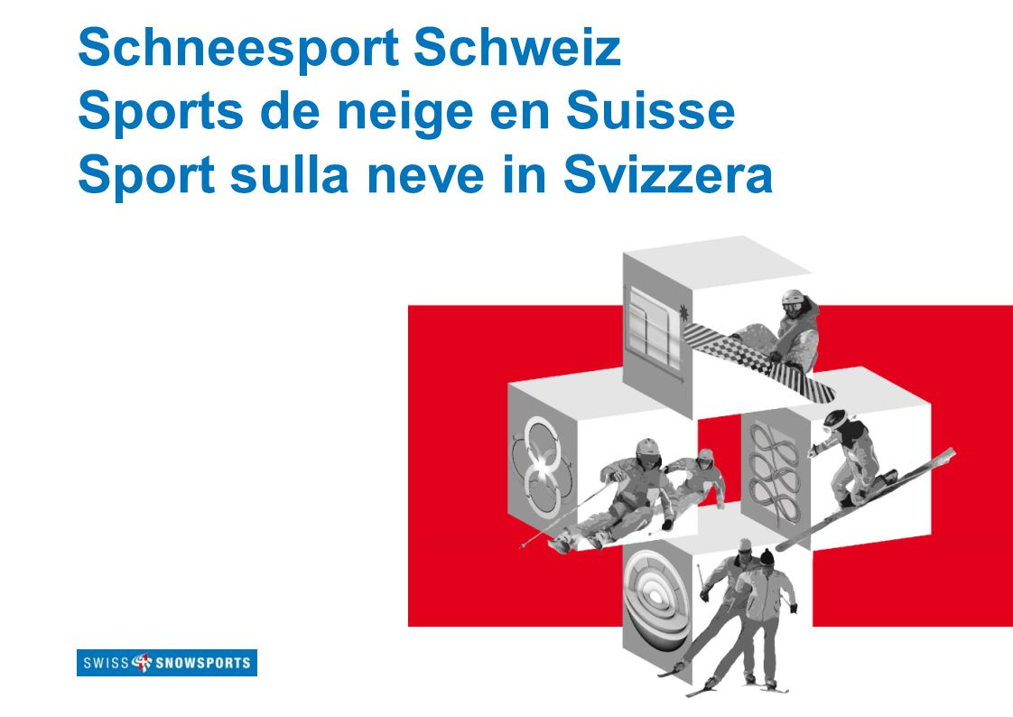 Seite 3Titre présentation Schneesport Schweiz Sports de neige en Suisse Sport sulla neve in Svizzera