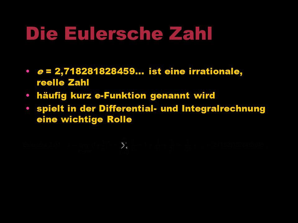 Beispiel Eulersche Phifunktion Was ist die letzte Dezimalstelle von 7 222, also welche Zahl ist 7 222 kongruent modulo 10? Bemerkung: ggT (7,10) =1 un