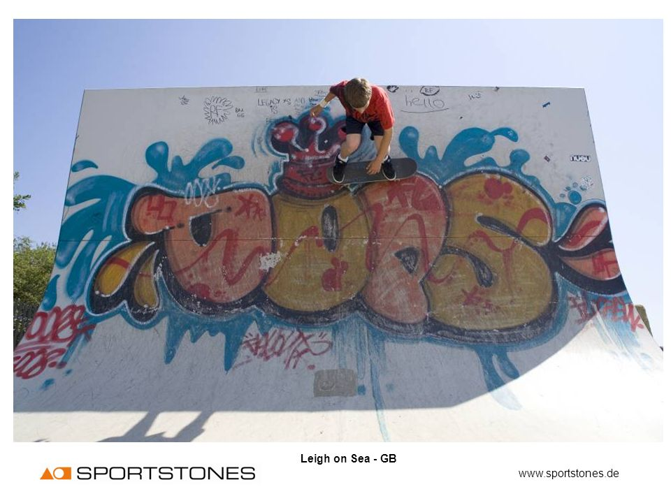 www.sportstones.de Leigh on Sea - GB