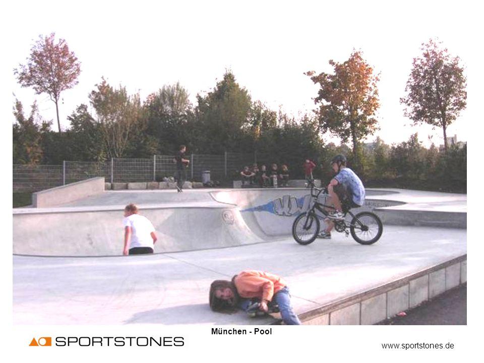 München - Pool www.sportstones.de