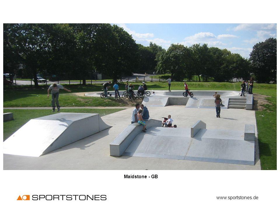 www.sportstones.de Maidstone - GB