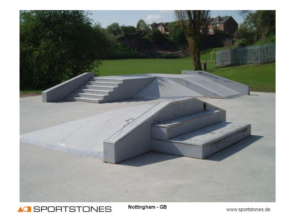 www.sportstones.de Nottingham - GB