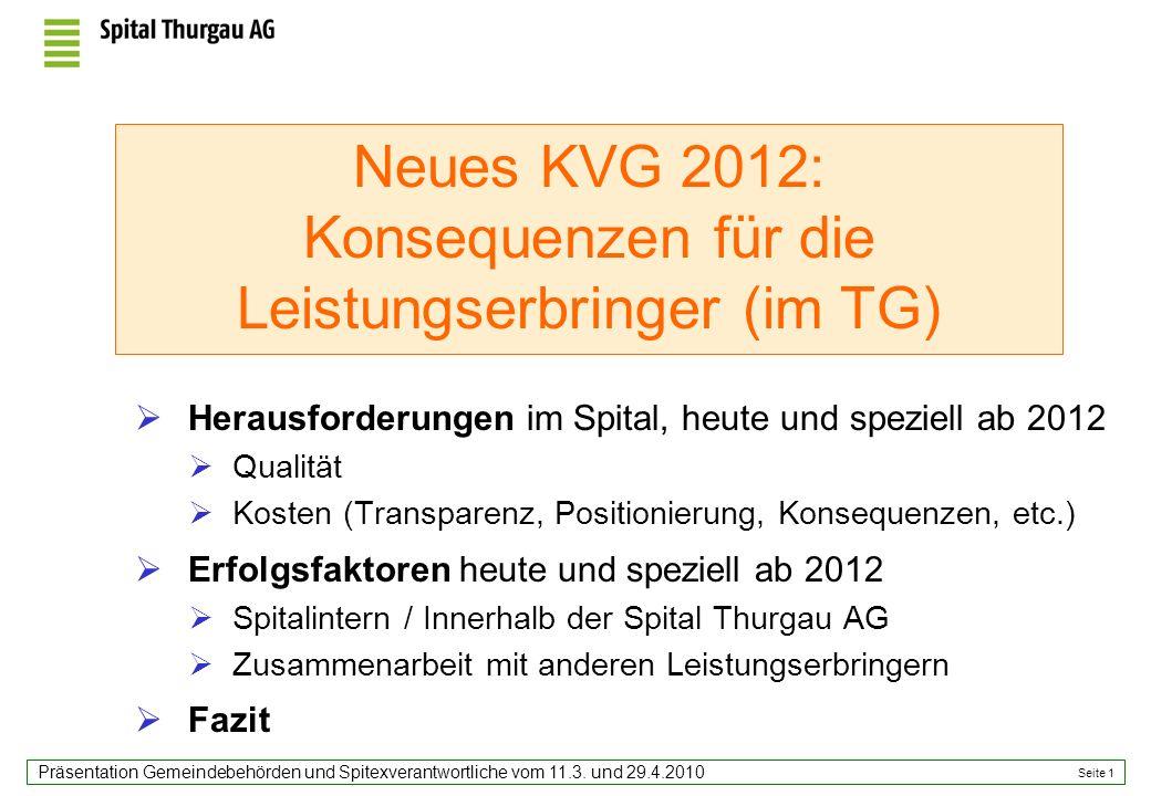 Seite 1 Präsentation Gemeindebehörden und Spitexverantwortliche vom 11.3.