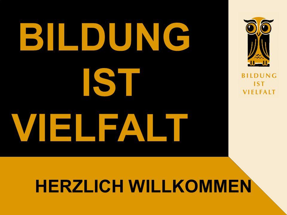 © BG/BRG Ried Willkommen HERZLICH WILLKOMMEN BILDUNG IST VIELFALT