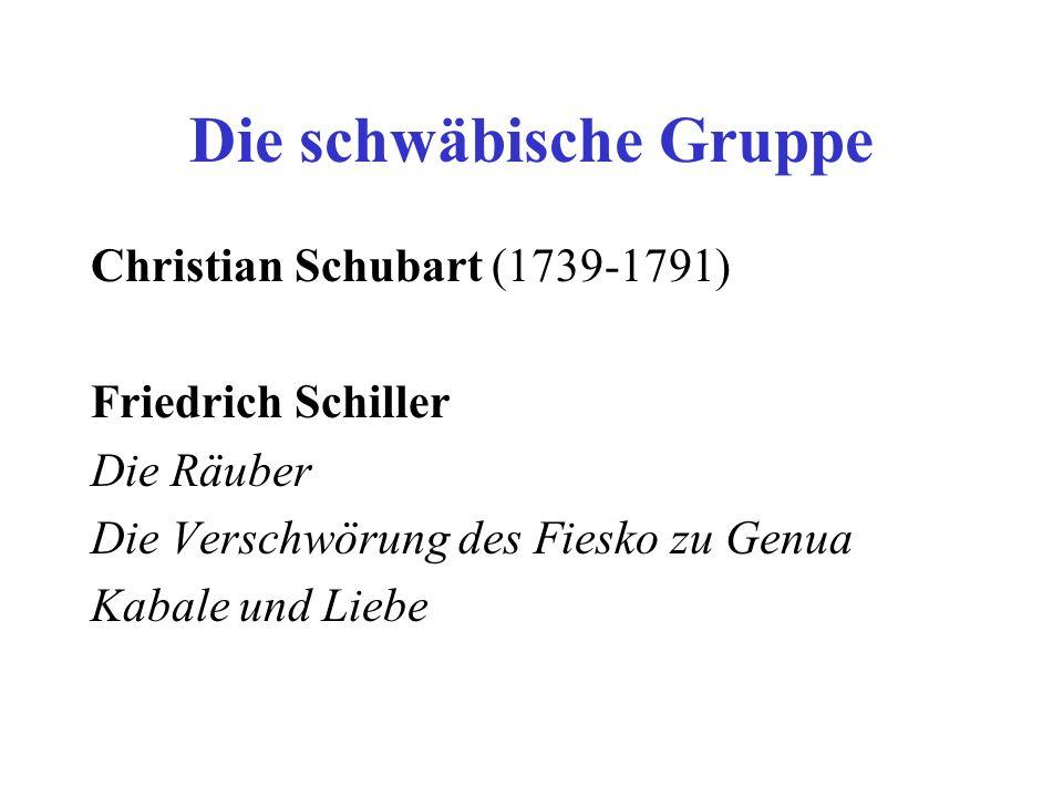Johann Wolfgang von Goethe 28.8.1749 - 22.3.1832