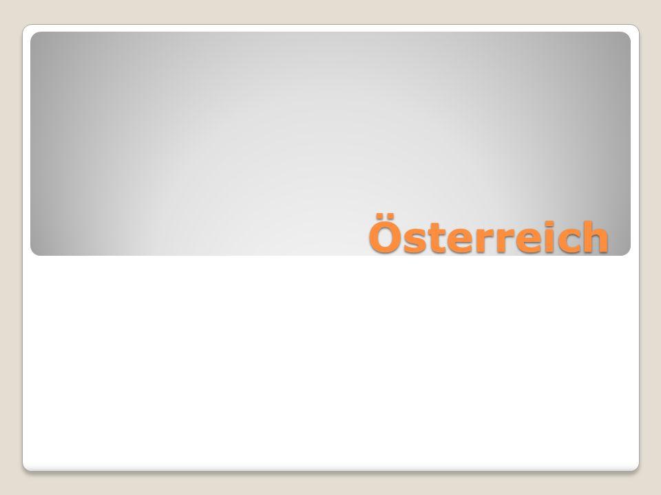 Österreich ist eine bundesstaatlich organisierte Republik in Mitteleuropa.