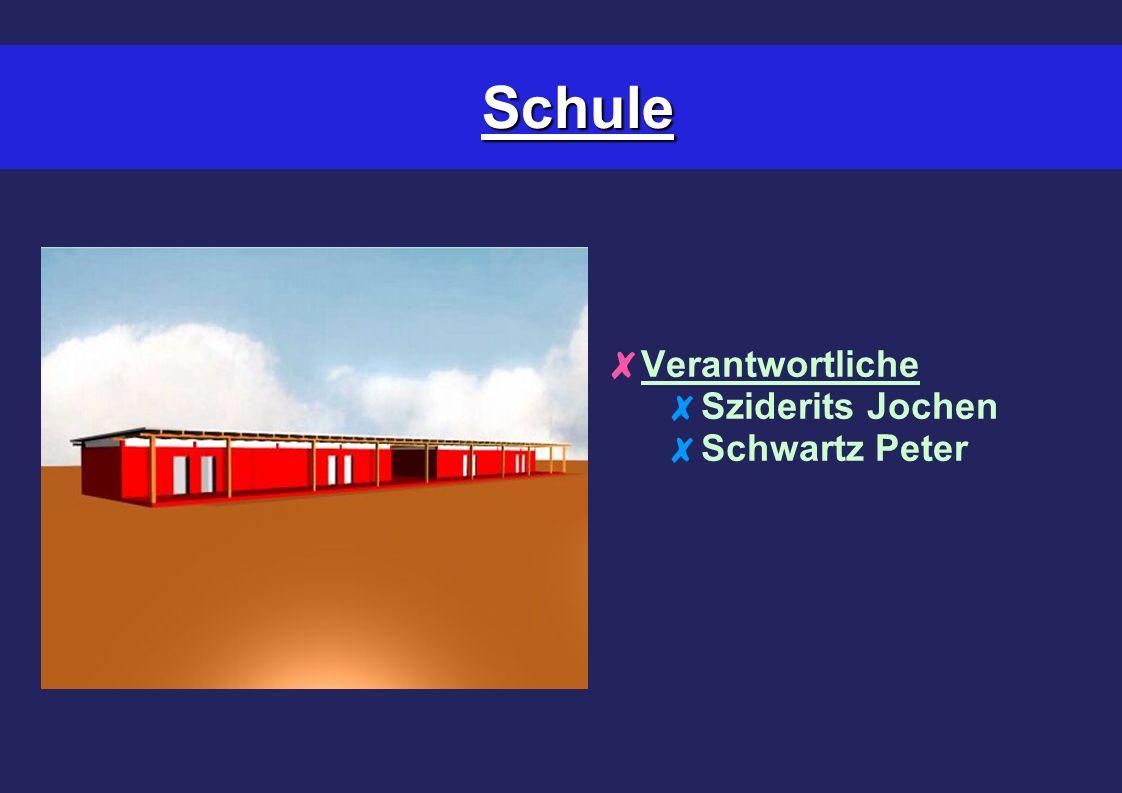Schule Verantwortliche Sziderits Jochen Schwartz Peter