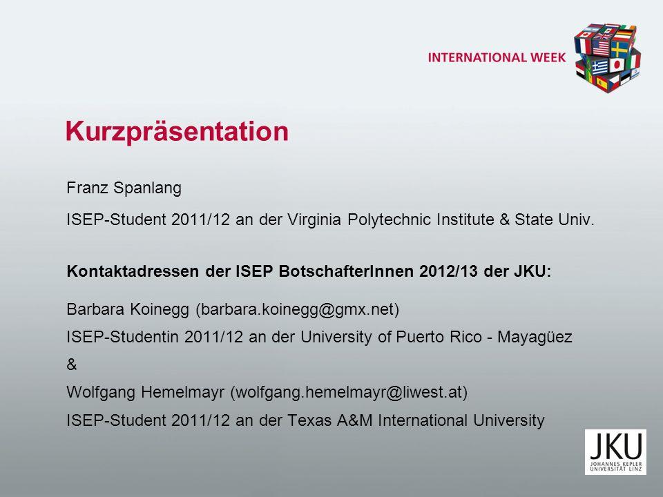 Was bietet ISEP (1).
