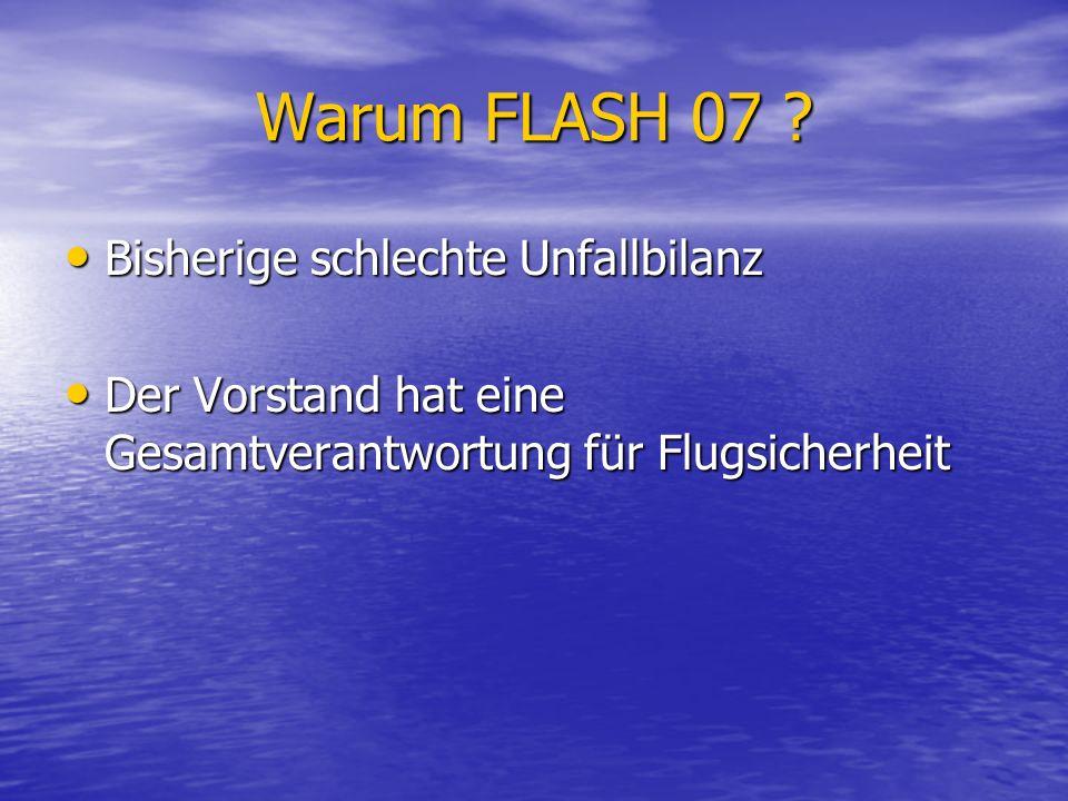 Warum FLASH 07 .