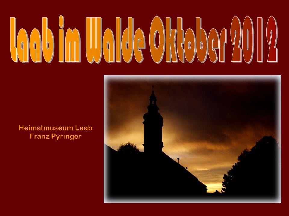 Aussicht zum Schneeberg 17.10.2012.