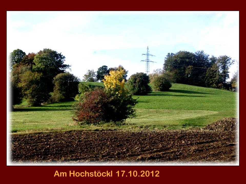 Aussicht Karl Wiese 15.10.2012.
