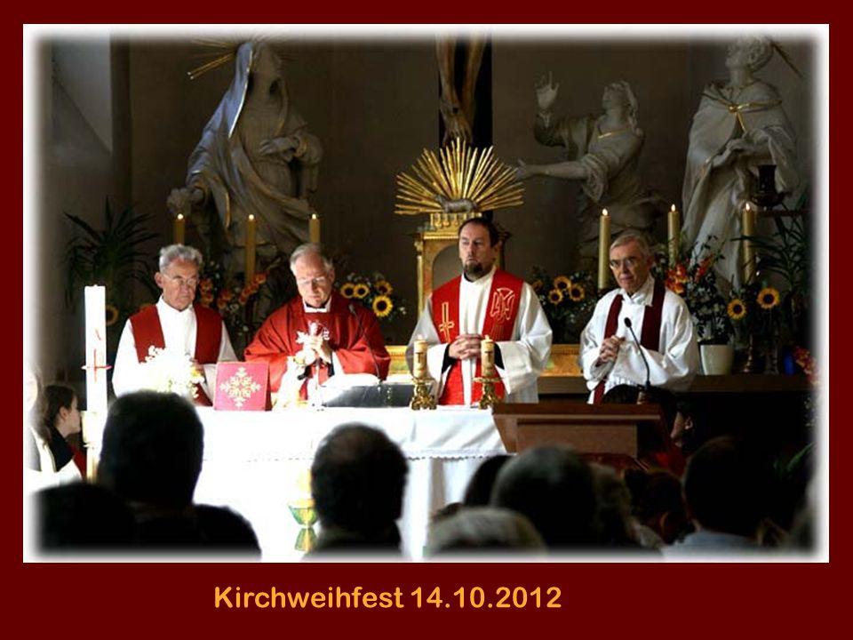 Kirchweihfest 14.10.2012