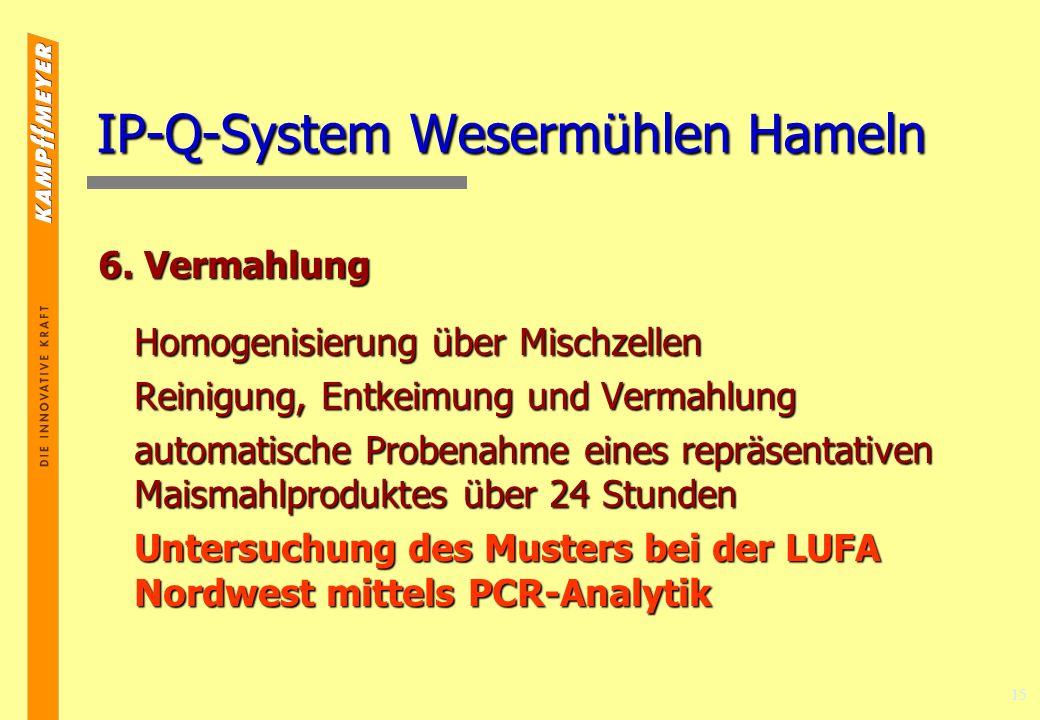 15 IP-Q-System Wesermühlen Hameln 6.
