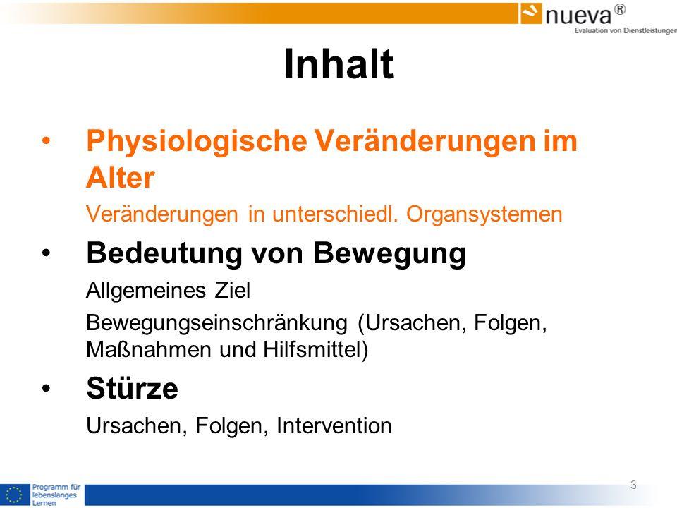 Sturzhäufigkeit- Faktor Neurol.
