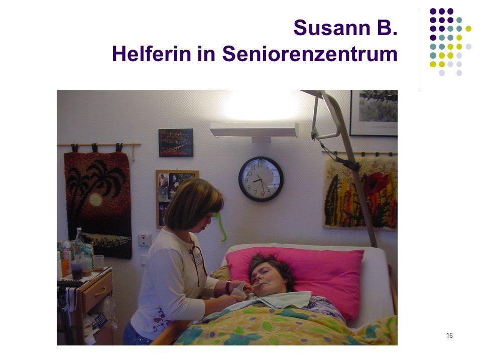 winfried monz, graf von galen-schule heidelberg16 Susann B. Helferin in Seniorenzentrum