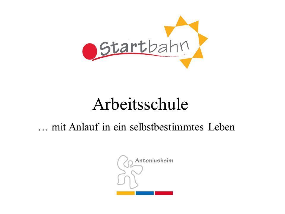 1.Kurzvorstellung Antoniusheim Fulda 2. Entstehung Startbahn 3.