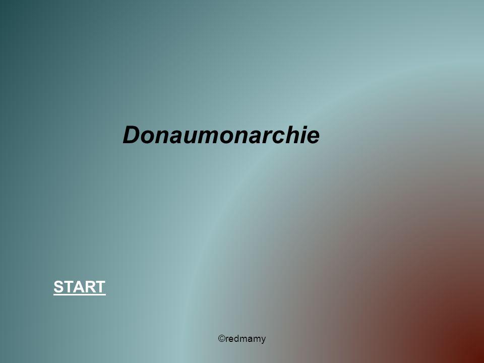Donaumonarchie START ©redmamy