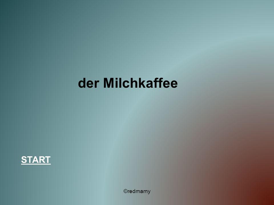 der Milchkaffee START ©redmamy