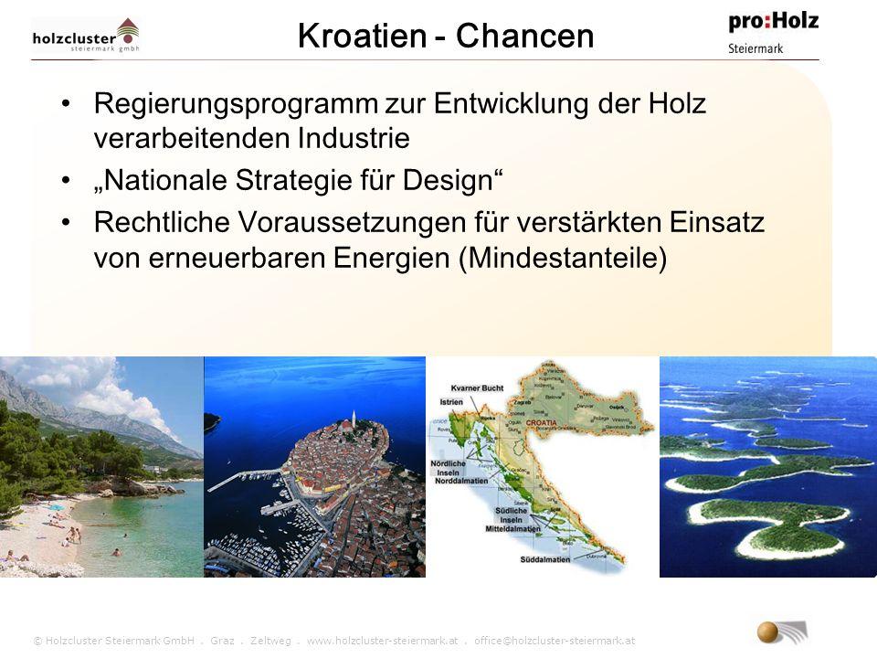 © Holzcluster Steiermark GmbH. Graz. Zeltweg. www.holzcluster-steiermark.at. office@holzcluster-steiermark.at Regierungsprogramm zur Entwicklung der H