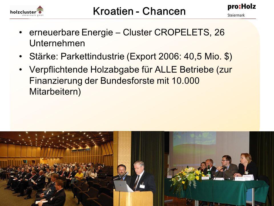 © Holzcluster Steiermark GmbH. Graz. Zeltweg. www.holzcluster-steiermark.at. office@holzcluster-steiermark.at erneuerbare Energie – Cluster CROPELETS,