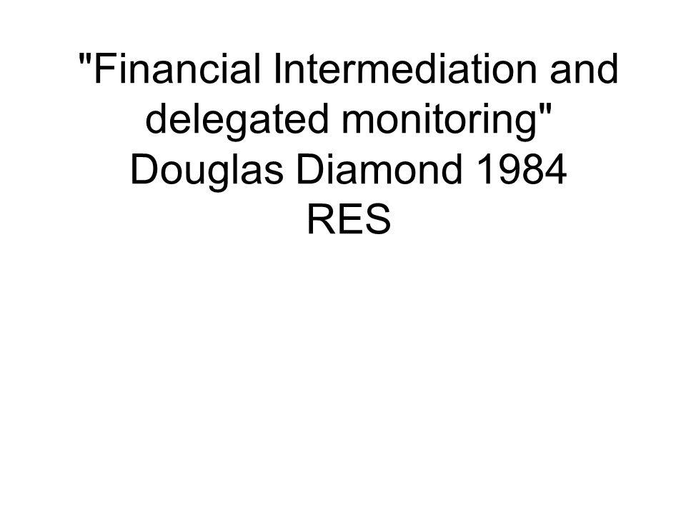 Diamond 1984: Worum geht es.