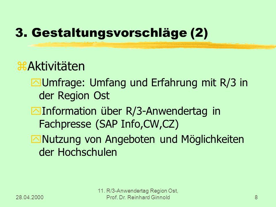 28.04.2000 11. R/3-Anwendertag Region Ost, Prof. Dr.