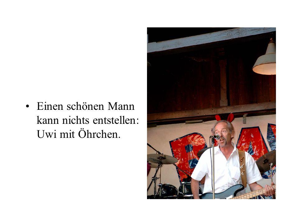 Jochen zur Biker- Hymne Born To Be Wild