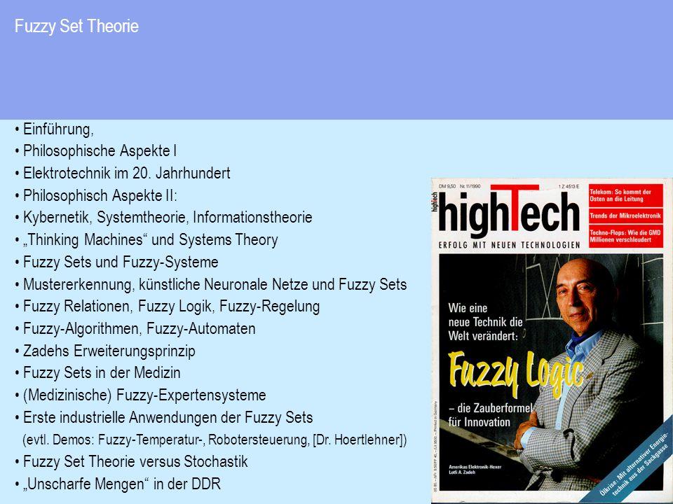 Einführung, Philosophische Aspekte I Elektrotechnik im 20.