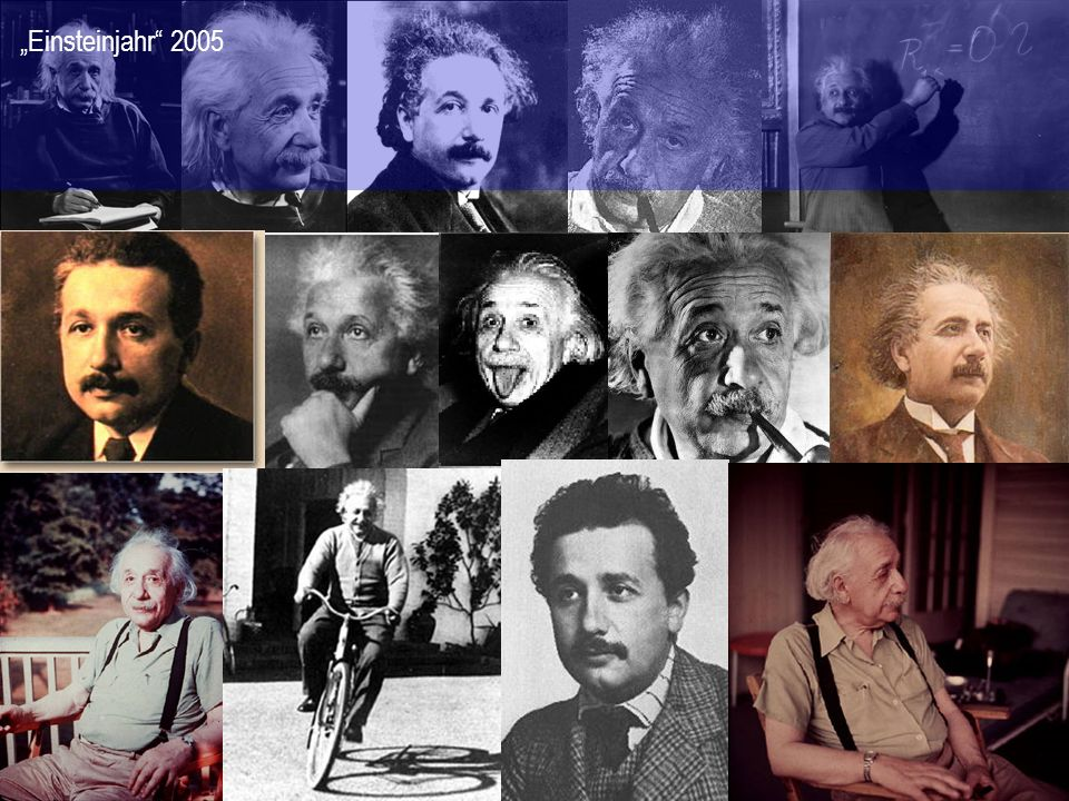 Einsteinjahr 2005