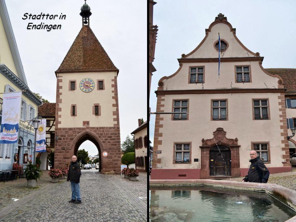 Stadttor in Endingen
