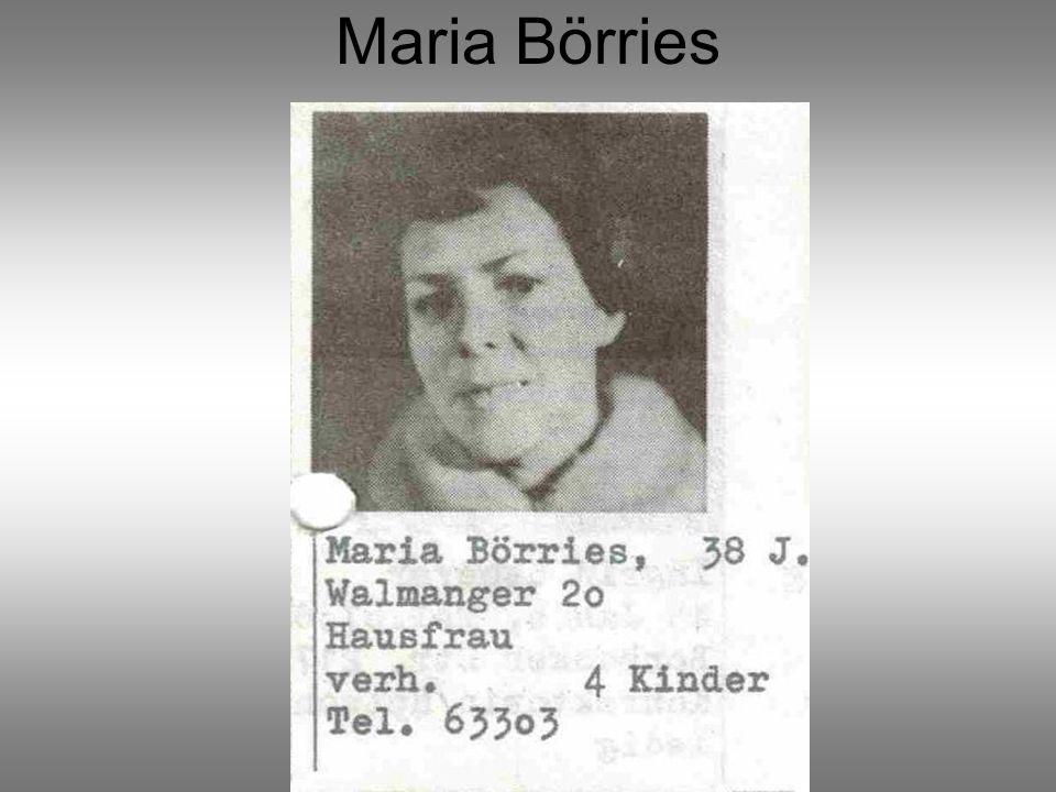 Maria Börries