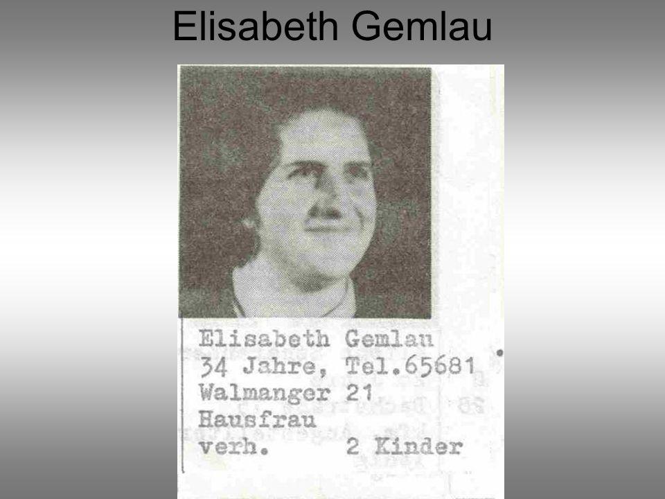 Elisabeth Gemlau