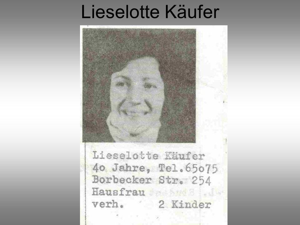 Lieselotte Käufer