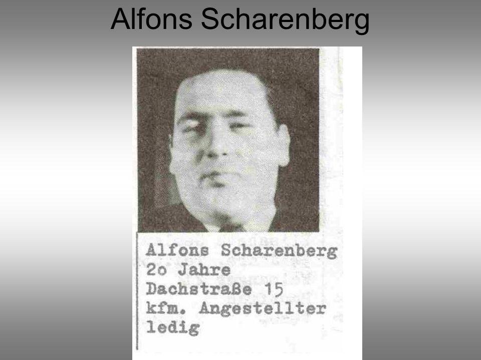 Alfons Scharenberg