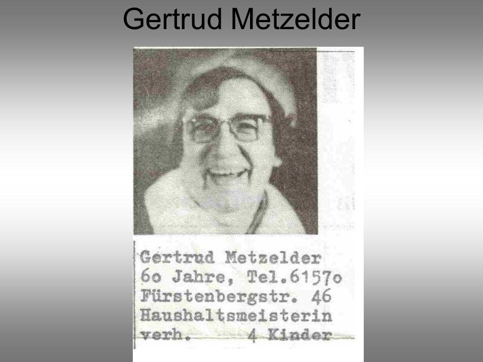 Gertrud Metzelder