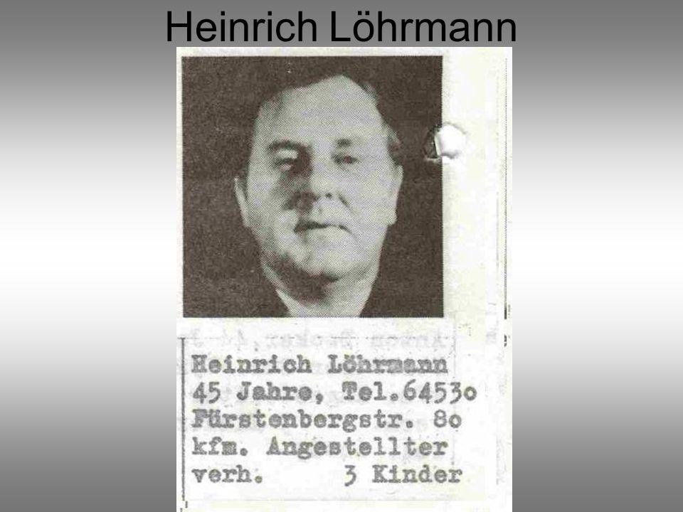 Heinrich Löhrmann