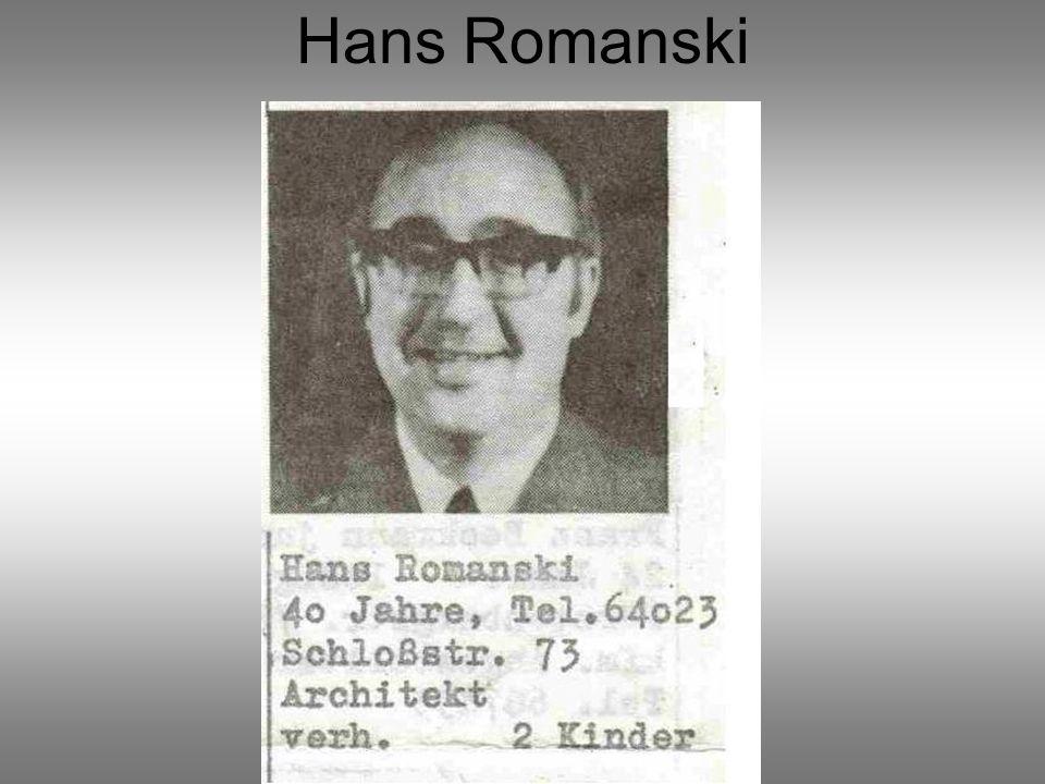 Hans Romanski