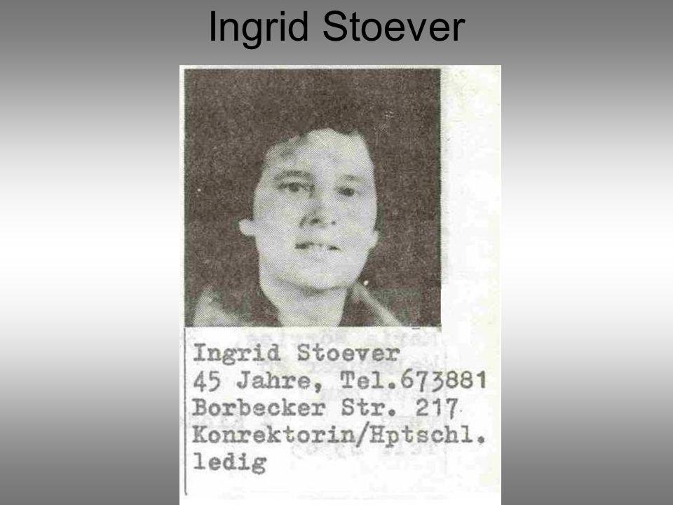 Ingrid Stoever