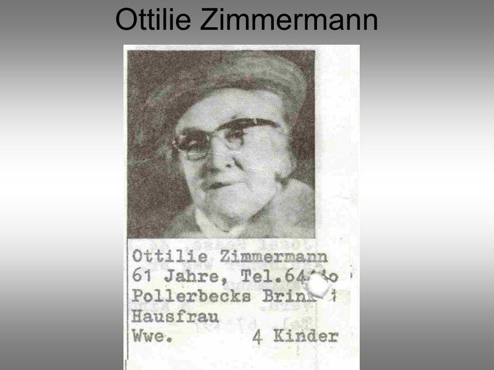 Ottilie Zimmermann
